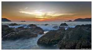 Ixtapa twilight by Phil-67