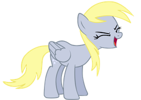 Derpy YAY Vector by chameron