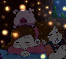 Gravity Falls by AngeliccMadness