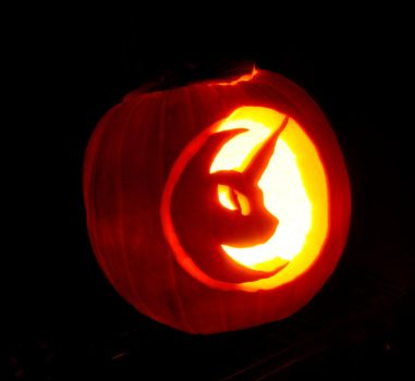Nightmare Pumpkin by quodfuero