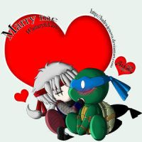 :::+Marry me+:::TMNT-Yaoi::: by Anthrolicious