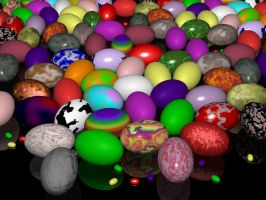 Easter Eggs by Tony5870