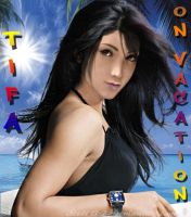 Tifa on vacation by Scott13-2