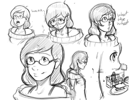 Joh sketches by devpose