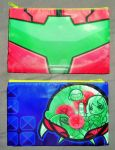 Samus Aran Bag by twiichii