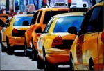 taxis.. by davidwangpen