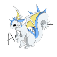 FAKEMON --- Pachirisu Evolution by Aetherya