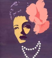 billie holiday by entropygirl