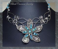 Blue Star by blackcurrantjewelry