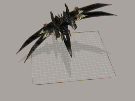Wings of Apocalypse Concept 2 by Argothar
