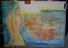 The wind of change WIP 1 by DariaGALLERY
