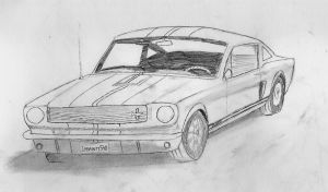 GT350 Mustang by Insanity540