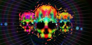THE VIVID SKULL by vijayanand