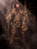 TYR-God of War Final by alw-dasilva