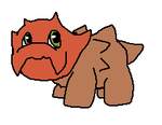 Fakemon number 713 Grake by LilyuKitty1-18-21