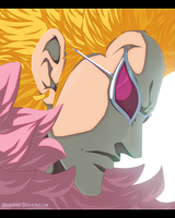One Piece 766 - Donquixote Doflamingo by hyugasosby