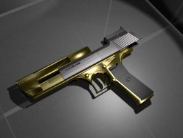 Desert Eagle by Crimson-2