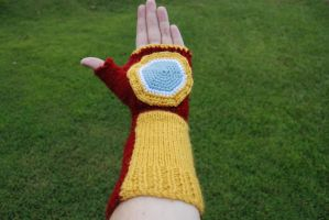 Iron Man Glove by rjccj