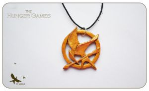 The Hunger Games - Mockingjay by MolicaAnRus