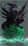 Toxic Dragoon by RenePolumorfous