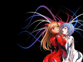 asuka loves rei so do I by Sinoobis
