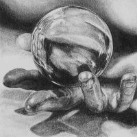 Crystal Ball by immith