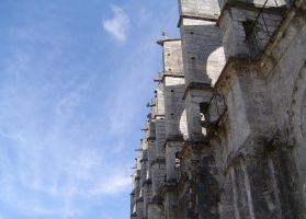 Buttresses 4 by lillybell