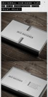 Universal Business Card by polska753