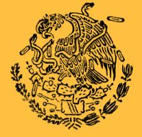 Mexican coat of arms by thecarlosmal