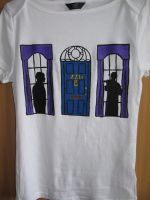 221B t-shirt by Gin85