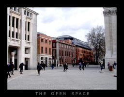 The Open Space. by sonicpixel