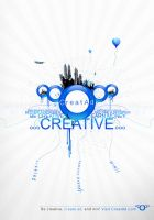CreatAd Design by k-uno