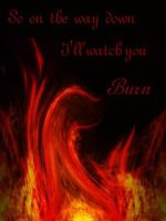 Three Days Grace- Burn by Zukofan11