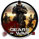 Gears of War 3 Icon by mohitg