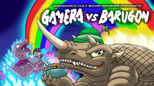Brandon Cult Movie Reviews: Gamera Vs Barugon by Enshohma