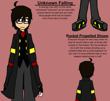 Persona: Ref Sheet by Unknownfalling