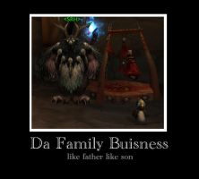 like fater like son by loopmaker