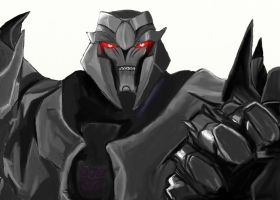 TFP Megatron by Crosshairs001