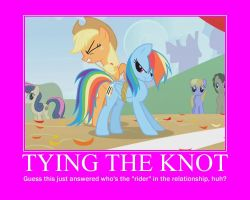 Motivation - Tying the Knot by Songue