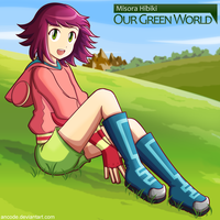 Our Green World by ancode