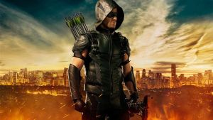 First official look at Arrow season 4 new suit! by Artlover67