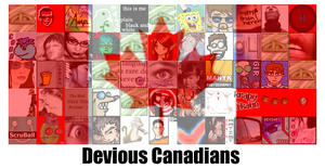 Canadian Deviants v1 by cooper