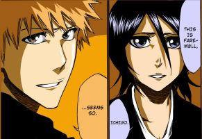 Ichiruki in my Bleach? by Sano23