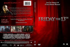 Friday the 13th (2009) Custom DVD Cover by SUPERMAN3D