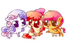 The Cutetastically Fantastics by SillyCaracal