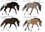 Horse Designs For Sale by ItsDirrtyArt