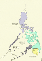 Political Map of an Alternate Philippines by kazumikikuchi