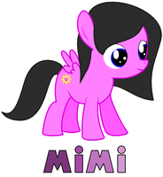 Request: Mimi by Lunar-Rays