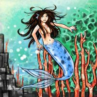 Mermaid by ISolitude