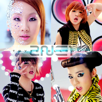 2NE1: TRY TO FOLLOW ME 7 by Awesmatasticaly-Cool